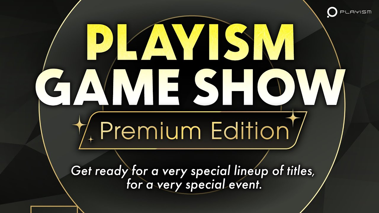 """Playism Game Show: Premium Edition airs on September 25th, """"eagerly awaited localizations"""" and announcements teased - Final Weapon"""
